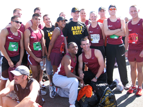 Army ROTC cadets take first place for second consecutive year at ...